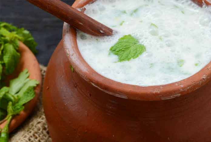 Buttermilk and Coriander for Indigestion- Grandma's Solutions (Natural Way)