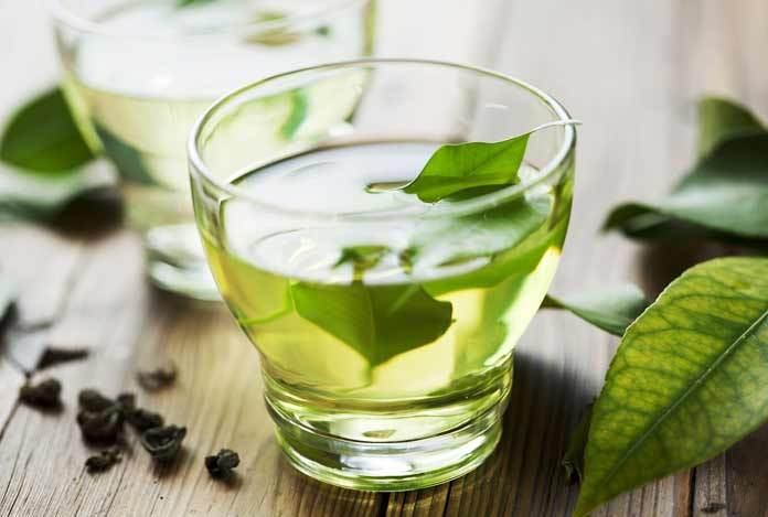 Green Tea for 7 Most Effective Home Remedies for Hair Thinning