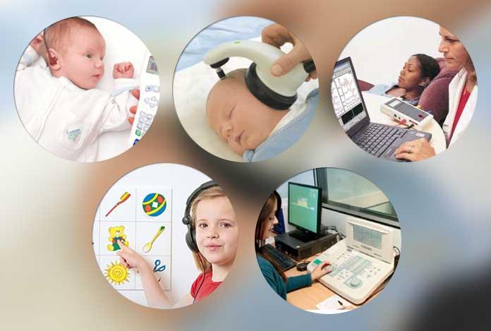 Diagnosis and Tests of Hearing Loss