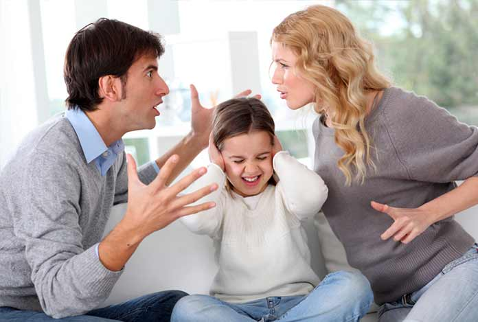 What to Do If Your Parents Quarrel Often?