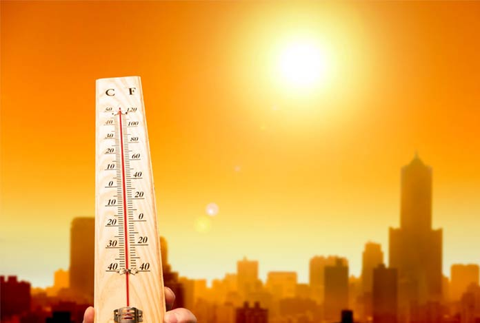 Know the Signs of Heat Stroke