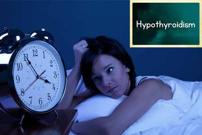 Hypothyroidism and Other Factors that Can Cause Sleep Troubles
