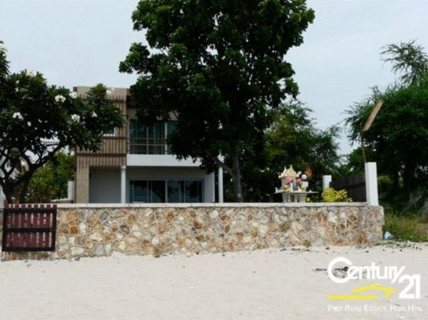 4 Bedroom, Absolute Beachfront Villa : SOLD AUG 2015