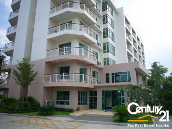 Completed Condo Building : SOLD JAN 2014