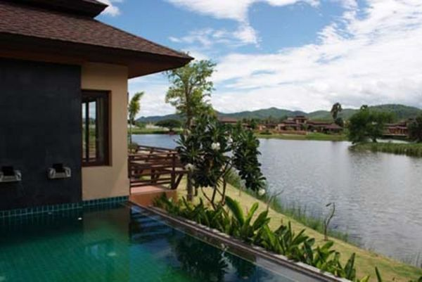 3 Bedroom Luxury Pool Villa