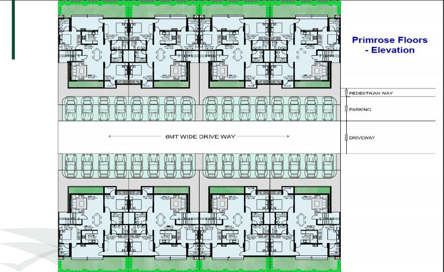 Vatika primrose ground floor in resale for Best flooring for resale value