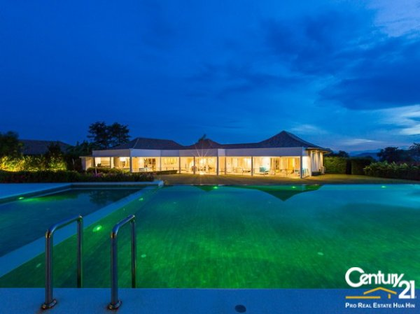High End 5 Bedroom Pool Villa