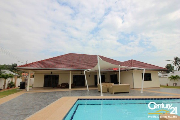 Large Luxury Pool Villa 3 Bed + Guest House - Hua Hin