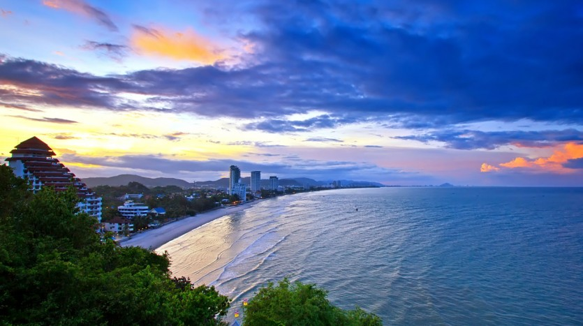 Hua Hin ranks 7th on the world's 21 best cities to live and retire abroad