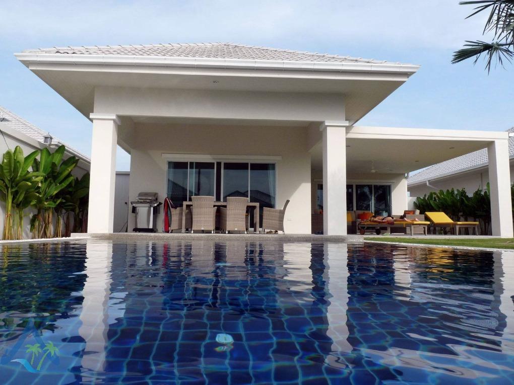 Thailande immobilier maisons neuves a vendre hua hin for Immobilier maison neuve