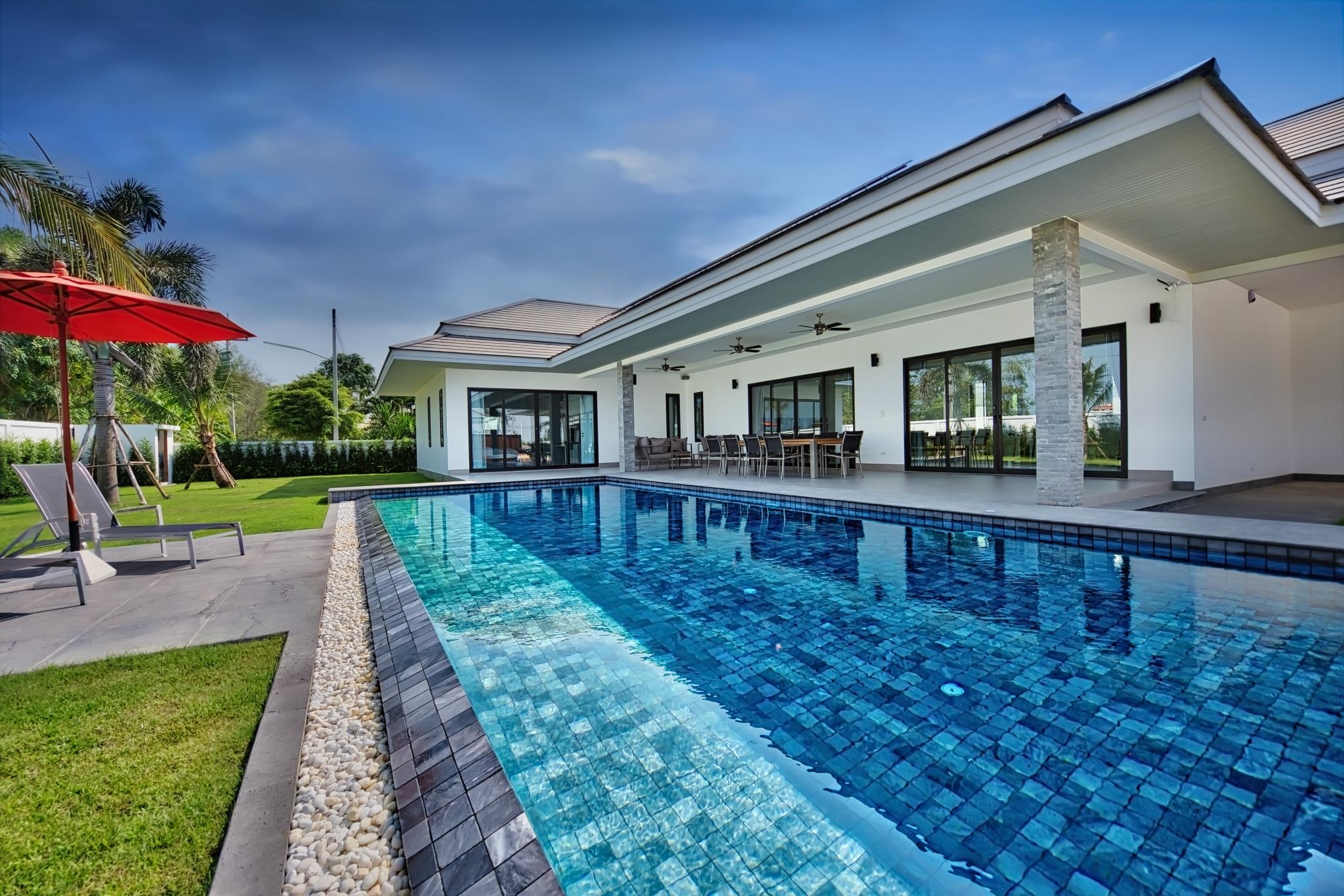 Belles villas modernes for Belles villas modernes