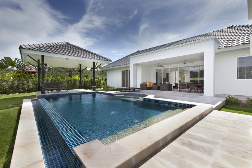Villas Maisons De Luxe A Vendre A Hua Hin Thailande Immobilier