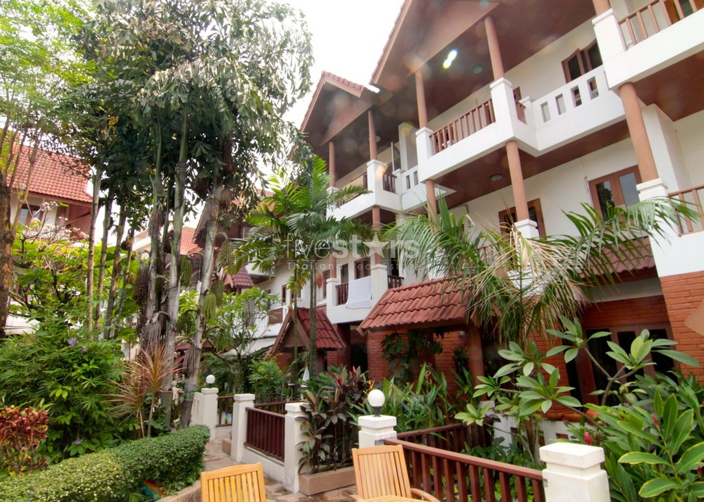 4 Bedroom Nice Townhouse For Rent In Sukhumvit Area