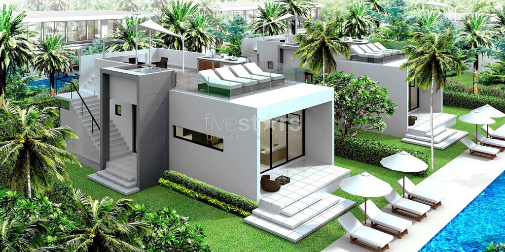 Lotus princess 2 bedroom villa for Outdoor furniture hua hin