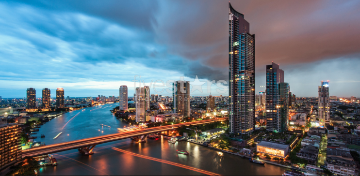 Bangkok property opportunities: investors are elbowing their way on shores of the Chao Phraya river
