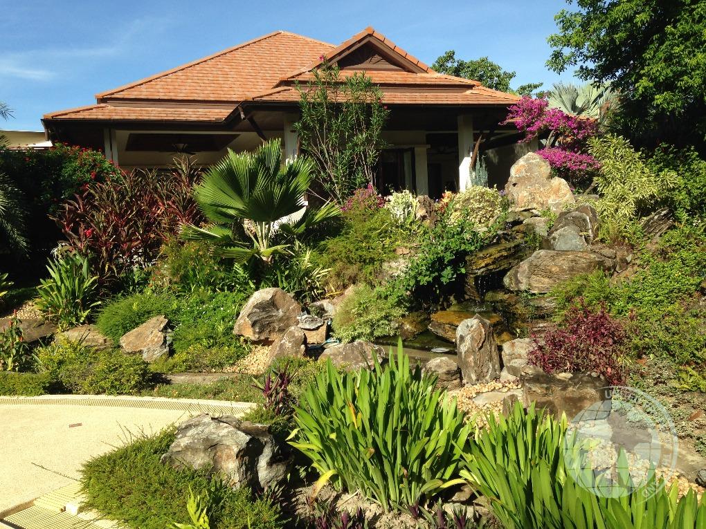 Tropical Villa for Sale Khao Tao | United Property Thailand
