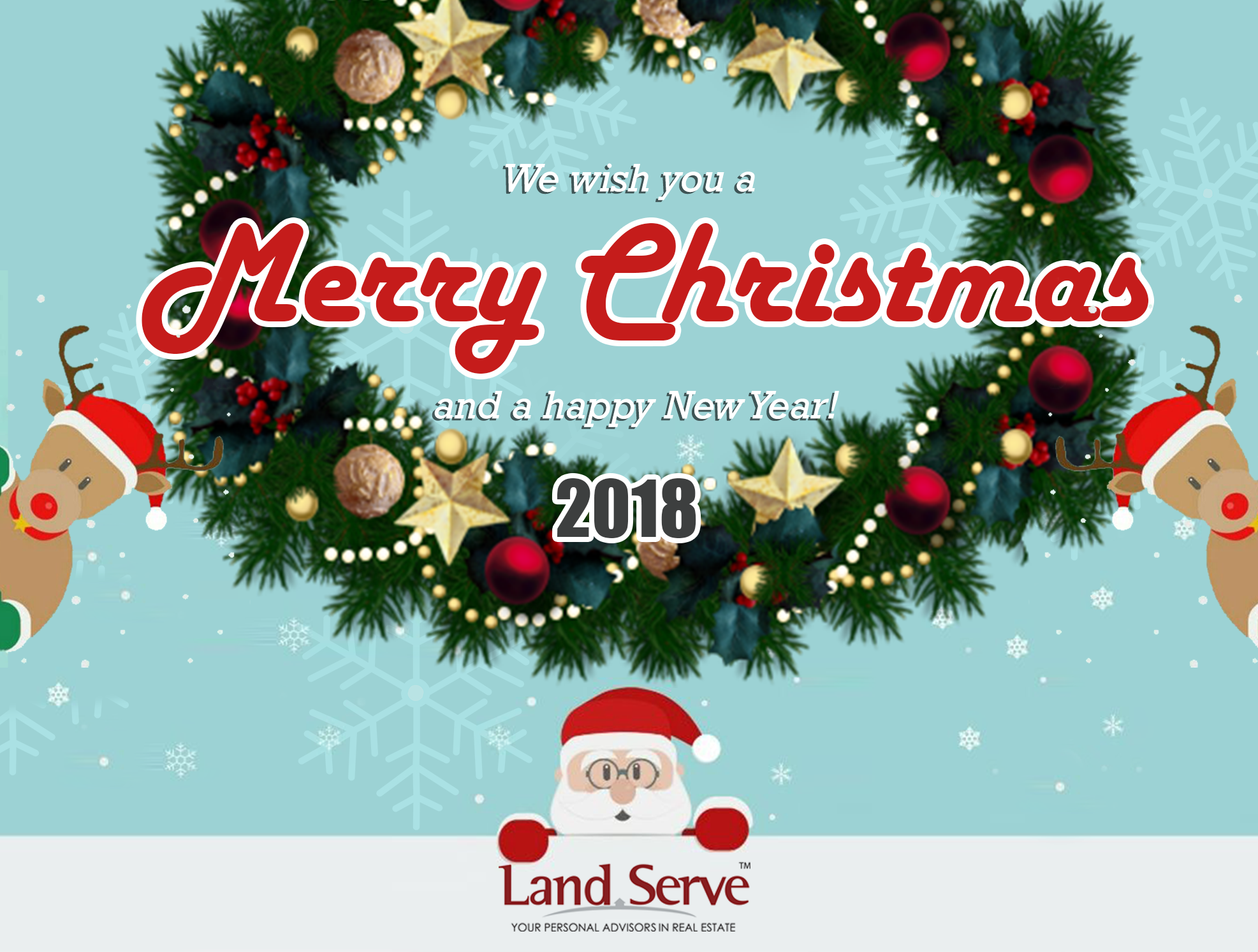 A Year in Review: Amazing Things We Are Grateful for Achieving at LandServe in 2017