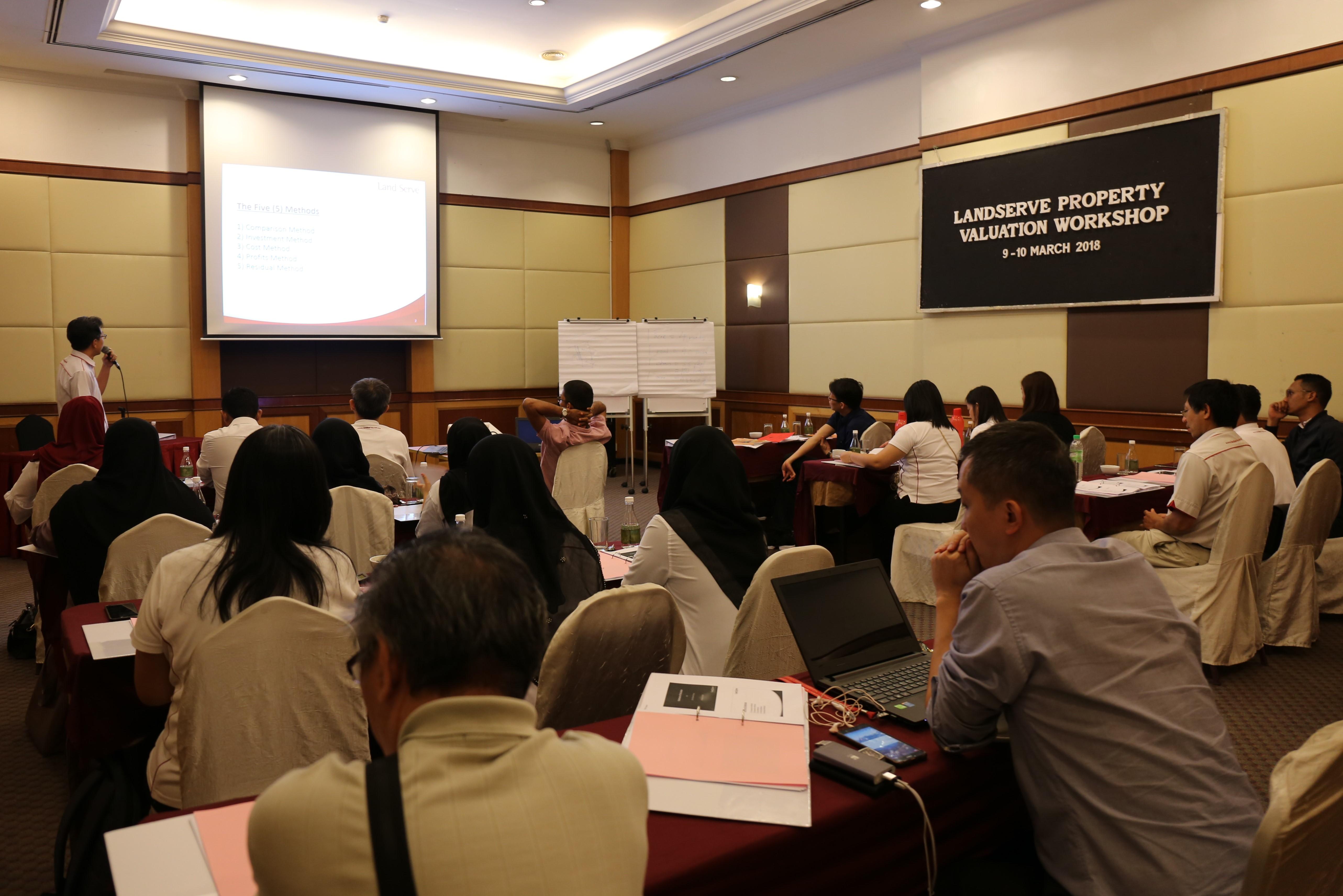 Landserve Property Valuation Workshop