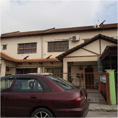 Double storey terraced house for sale for 3 storey terrace house for sale