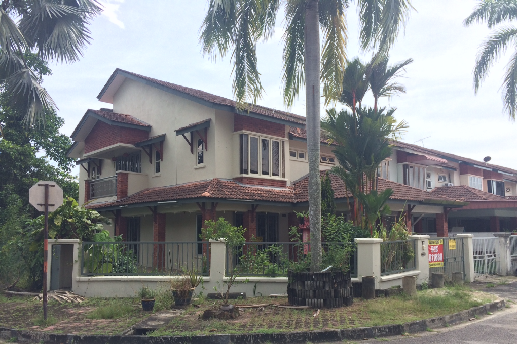 Double storey corner terraced house for sale for 3 storey terrace house for sale