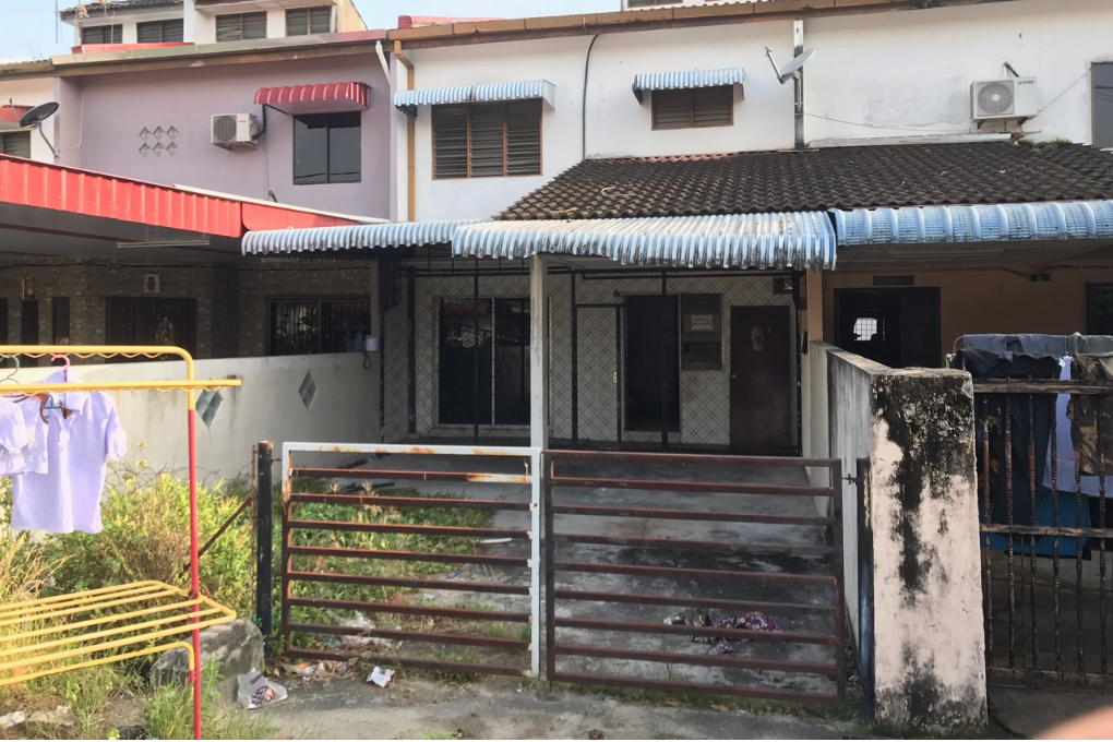2 storey terraced house for sale for 3 storey terrace house for sale