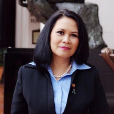 Mekar - Albertina Dwita Harliani, Funder